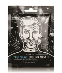 BARBER PRO Post Shave Cooling Maseczka w płacie