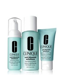 Clinique Anti-Blemish Solutions Zestaw do pielęgnacji twarzy