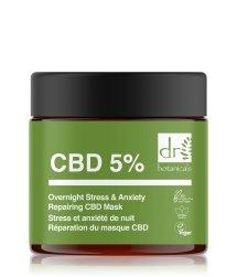 Dr. Botanicals CBD 5% Maseczka do twarzy