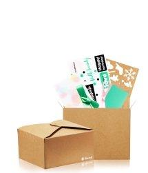 flaconi DIY-Geschenkverpackung Opakowanie na prezent