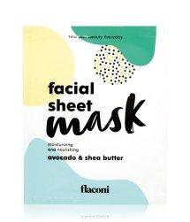 flaconi Face Essentials Maseczka w płacie