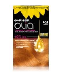 GARNIER OLIA 8.43 Helles Kupfergold Farba do włosów