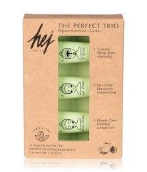 Hej Organic The Perfect Trio Zestaw do pielęgnacji twarzy