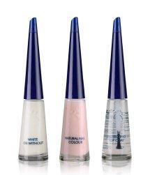 Herôme Cosmetics French Manicure Set Zestaw lakierów do paznokci