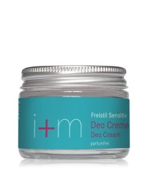 i+m Naturkosmetik Freistil Sensitiv Dezodorant w kremie