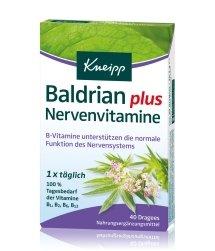 Kneipp Baldrian plus Suplementy diety