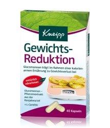 Kneipp Gewichts-Reduktion Suplementy diety