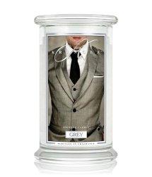 Kringle Candle Grey Świeca zapachowa