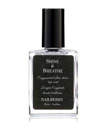 Nailberry Shine & Breathe Warst. wierzchnia lakieru do pazn.