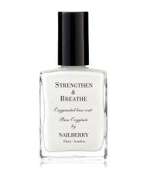 Nailberry Strengthen & Breathe Baza do lakieru do paznokci