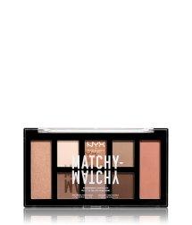 NYX Professional Makeup Matchy-Matchy Paleta cieni do powiek