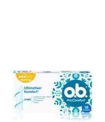 o.b. Pro Comfort Tampony