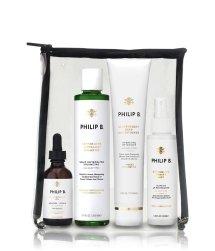Philip B Four-Step Hair + Scalp Treatment Kit Zestaw do pielęgnacji włosów