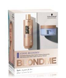 Schwarzkopf Professional BLONDME Zestaw do pielęgnacji włosów