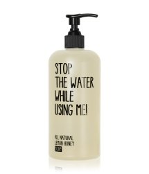 Stop The Water While Using Me Lemon Honey Mydło w płynie