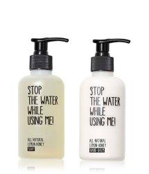 Stop The Water While Using Me Lemon Honey Zestaw do pielęgnacji dłoni