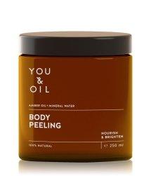 YOU & OIL Nourish & Brighten Peeling do ciała