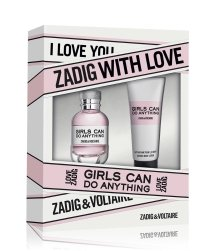 Zadig&Voltaire Girls Can Do Anything Zestaw zapachowy
