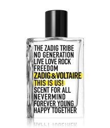 Zadig&Voltaire This is Us! Woda toaletowa