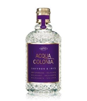 4711 Acqua Colonia Saffron & Iris Woda kolońska