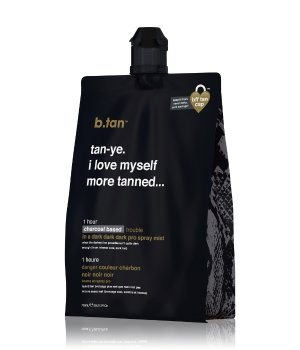 b.tan Tan-ye. I love myself more tanned Emulsja samoopalająca