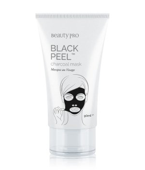 Beauty PRO Black Peel Maseczka do twarzy