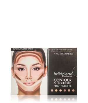 bellápierre Contour & Highlight Paleta do makijażu