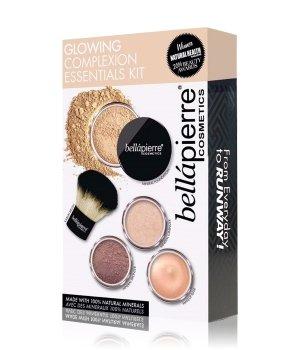 bellápierre Glowing Complexion Essentials Kit Zestaw do makijażu twarzy
