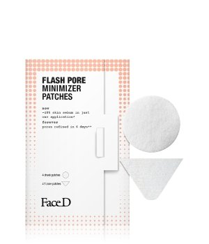 Face D Flash Pore Waciki oczyszczające