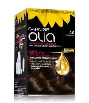 GARNIER OLIA 4.0 Mittelbraun Farba do włosów