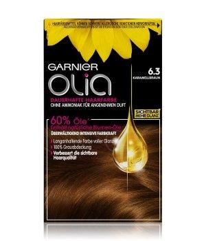 GARNIER OLIA 6.3 Karamellbraun Farba do włosów