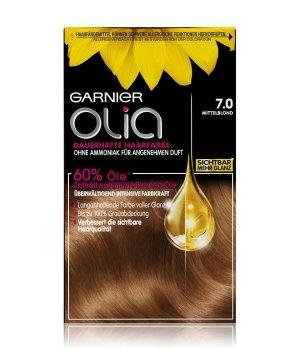 GARNIER OLIA 7.0 Mittelblond Farba do włosów