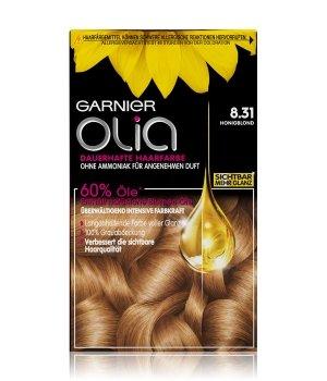 GARNIER OLIA 8.31 Honigblond Farba do włosów