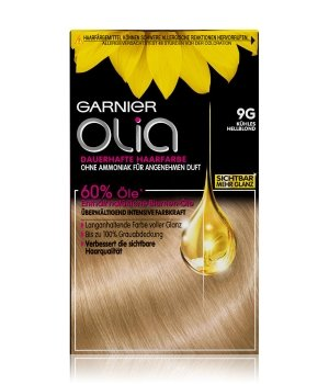 GARNIER OLIA 9G Kühles Hellblond Farba do włosów