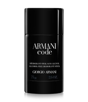 Giorgio Armani Code Homme Dezodorant w sztyfcie