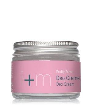 i+m Naturkosmetik Fruity Fresh Dezodorant w kremie