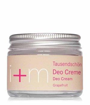 i+m Naturkosmetik Tausendschön Dezodorant w kremie