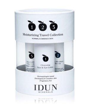 IDUN Minerals Moisturizing Zestaw do pielęgnacji twarzy