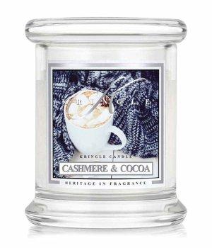 Kringle Candle Cashmere & Cocoa Świeca zapachowa