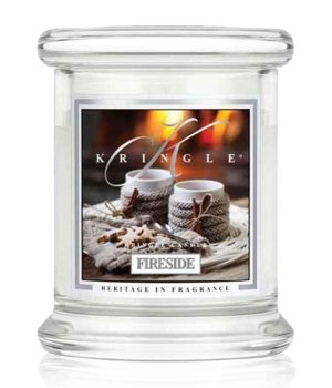Kringle Candle Fireside Świeca zapachowa