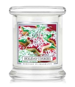 Kringle Candle Holiday Cookies Świeca zapachowa