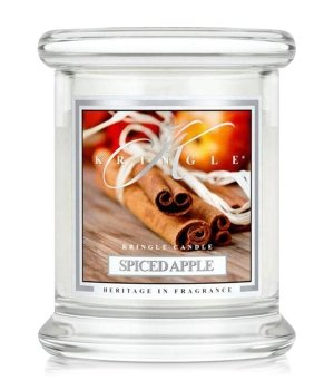 Kringle Candle Spiced Apple Świeca zapachowa