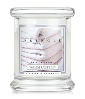 Kringle Candle Warm Cotton Świeca zapachowa