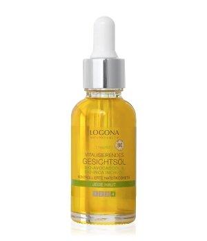 Logona Bio-Avocado & Bio-Inca Inchi Öl Olejek do twarzy