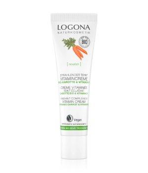 Logona Bio-Karotte & Vitamin F Krem do twarzy