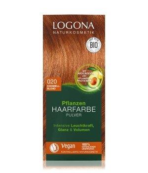 Logona Pflanzen Pulver Farba do włosów