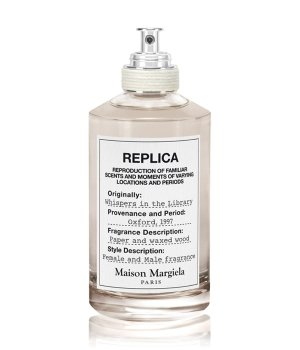 maison margiela replica - whispers in the library