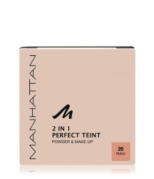 Manhattan Perfect Teint Powder & Make up Kompaktowy podkład