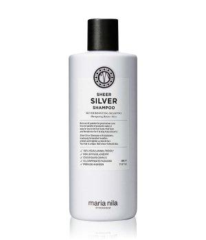 Maria Nila Sheer Silver Szampon do włosów