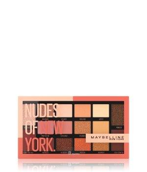 Maybelline Nudes Of New York Paleta cieni do powiek